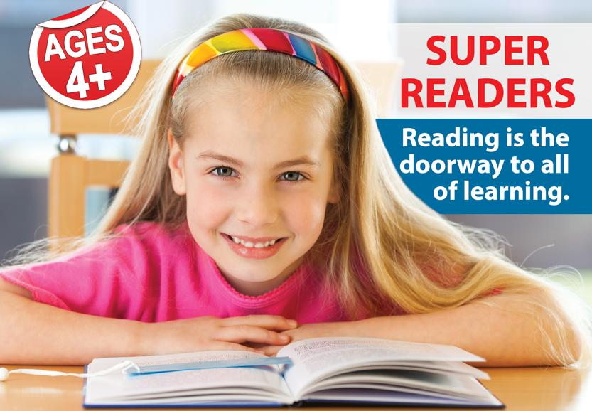 Advanced Reading Program