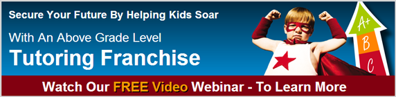 Above Grade Level Franchise Webinar