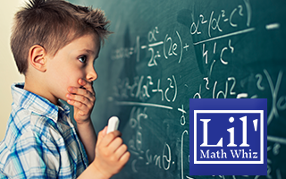 Lil' Math Whiz - Early Math Skills Program